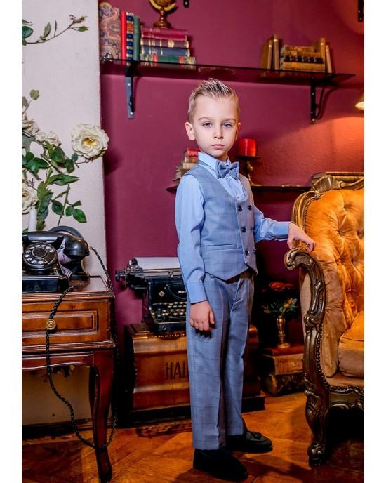 Costum Classic Blue